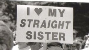 Straight Sister