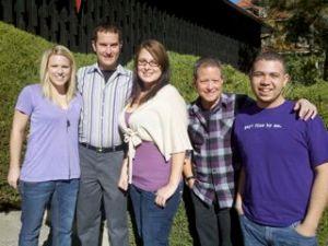OFC Staff in Purple