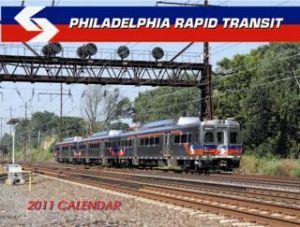 Philadelphia Transit Calendar
